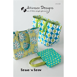 Stand 'n Stow Pattern