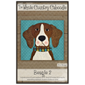 Additional Images for Beagle 2 Precut Fused Appliqué Kit