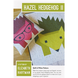 Hazel Hedgehog II Pattern