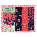 "Additional Images for 2½"" Strip Mug Mats - Quilt As You Go"