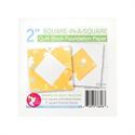 """Square in a Square Quilt Block Foundation Paper - 2"""""""
