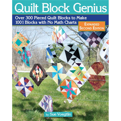 Quilt Block Genius - EXPANDED SECOND EDITION