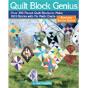 Additional Images for Quilt Block Genius - EXPANDED SECOND EDITION