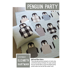 Penguin Party Pattern