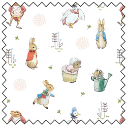 "Peter Rabbit - Characters - 44"" x 10 M"