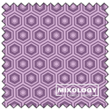 "Additional Images for Honeycomb - WILDBERRY - 44"" x 13.7 M"