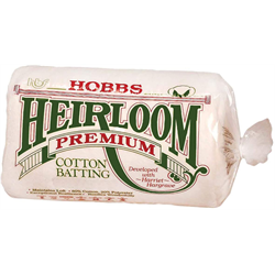 Heirloom Premium 80/20 Batting - KING***