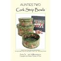 Additional Images for Cork Strip Bowls Pattern