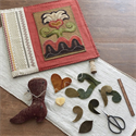 Additional Images for Exploring Folk Art with Wool Applique' & More*