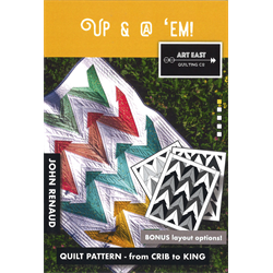 Up & @ 'EM! Pattern