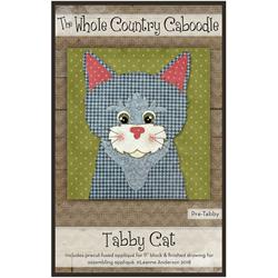 Tabby Precut Fused Appliqué Kit