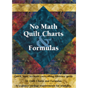 Additional Images for No Math Quilt Charts & Formulas Display with 6 Books