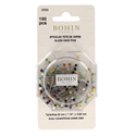 """Additional Images for Glass Head Fine Pins - SIZE 20 - 1 1/4"""""""