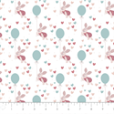 """Additional Images for Piglet Balloon - WHITE - 44"""" x 13.7 M"""