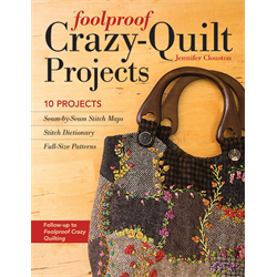 Foolproof Crazy-Quilt Projects*