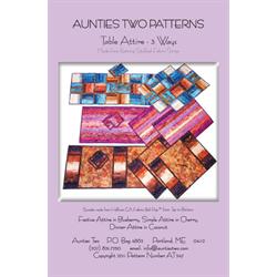 Table Attire - 3 Ways Pattern