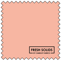 "Fresh Solids - PINK CHAI - 44"" x 13.7 M"