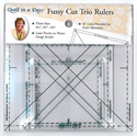 The Complete Fussy Cut Ruler Set