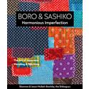 Additional Images for Boro & Sashiko, Harmonious Imperfection
