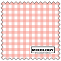 """Additional Images for Gingham - PINK CHAI - 44"""" x 13.7 M"""