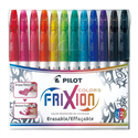 Frixion Colors Erasable Marker - 12 Pack
