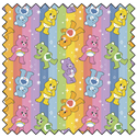"""Additional Images for Rainbow - MULTI - 44"""" x 13.7 M"""