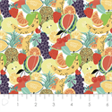 "Additional Images for Fruit Salad - MULTI - 44"" x 13.7 M"