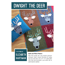 Dwight the Deer Pattern