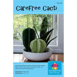 Carefree Cacti Pattern
