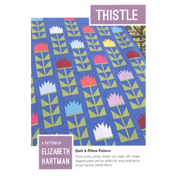 Thistle Pattern - JANUARY 2018