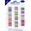 Additional Images for 903 - LAPIS LAZULI - King Tut Quilting Thread - 500 Yds