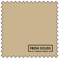 "Fresh Solids - SAND - 44"" x 13.7 M"