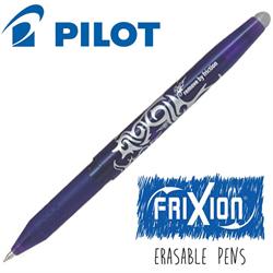 Frixion Pen Fine Point (.7 mm) Heat Erase - PURPLE