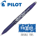 Additional Images for Frixion Pen Fine Point (.7 mm) Heat Erase - PURPLE