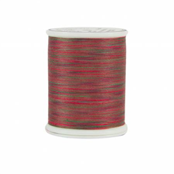 1002 - HOLLY AND IVY - King Tut Quilting Thread - 500 Yds