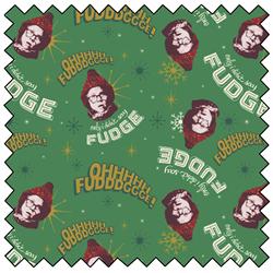 "ACS Oh Fudge - GREEN  - 44"" x 13.7 M"