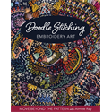 Additional Images for Doodle Stitching Embroidery Art+