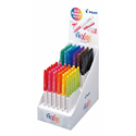Frixion Colors Erasable Marker Display (72 pens)