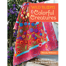 Wild Blooms & Colorful Creatures*