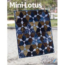 Mini Lotus Pattern