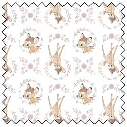 "Bambi - Sentimental - METALLIC - 44"" x 13.7 M"