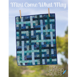 Mini Come What May Pattern