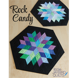 Rock Candy Table Runner Pattern