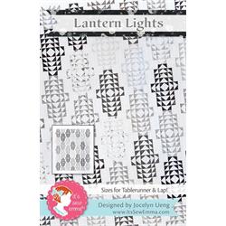 Lantern Lights Quilt Pattern
