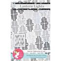 Additional Images for Lantern Lights Quilt Pattern