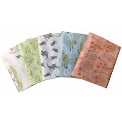 Lily Pad Fat Quarter Bundle (5)