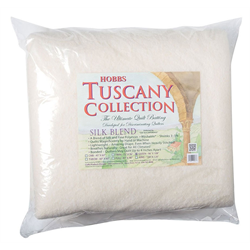 Tuscany Silk Batting - KING