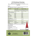 Additional Images for O Christmas Gnomes Pattern