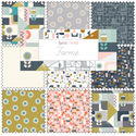 Additional Images for Forme - Fat Quarter Bundle (5)