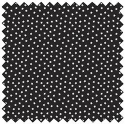 "Star Cluster - BLACK - 44"" x 13.7 M"